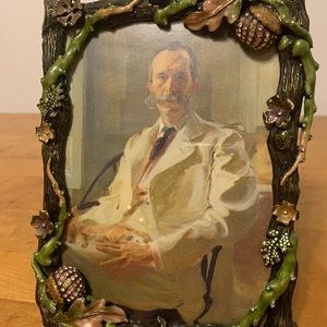 Authentic Jay Strongwater picture frame
